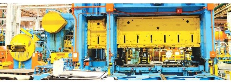 Metal Forming Machinery Repair