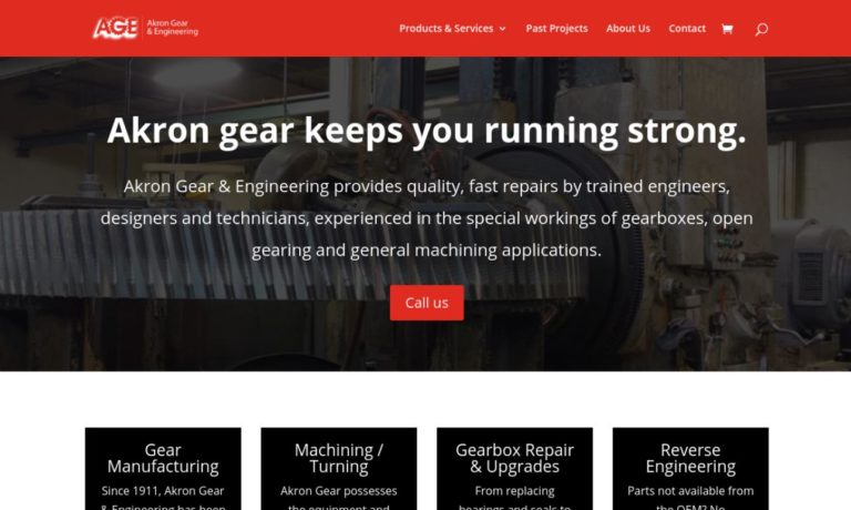Akron Gear & Engineering, Inc.