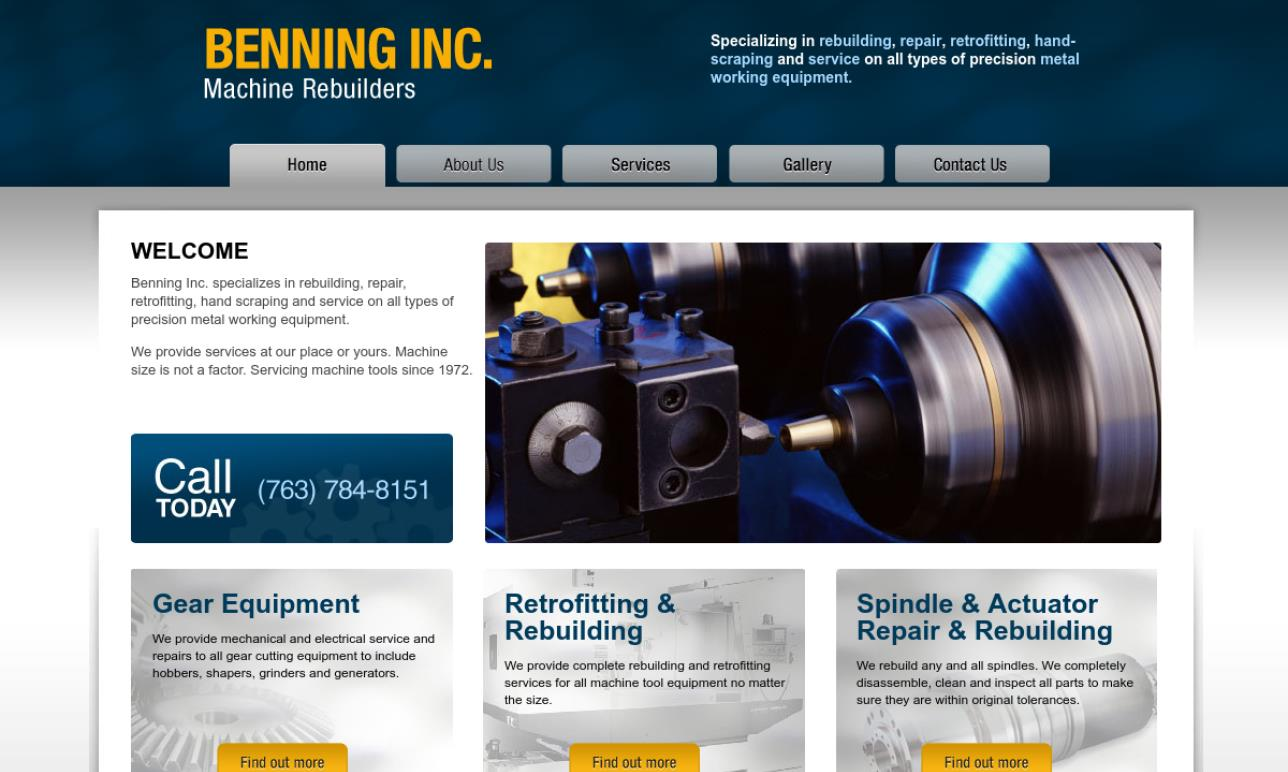 Benning, Inc.