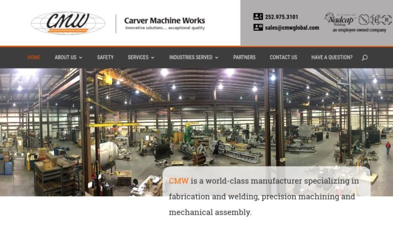 Carver Machine Works, Inc.