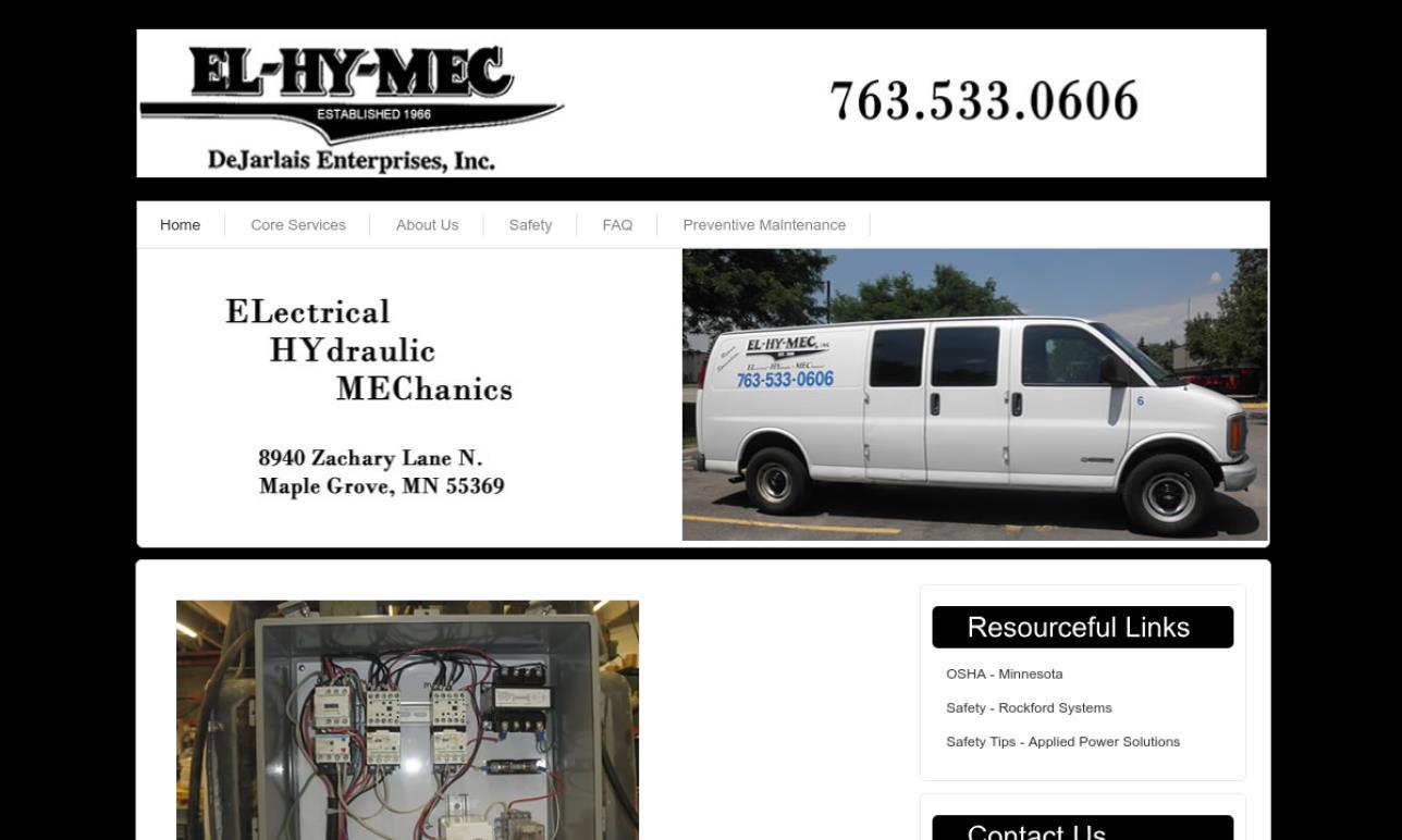 El-Hy-Mec, Inc.