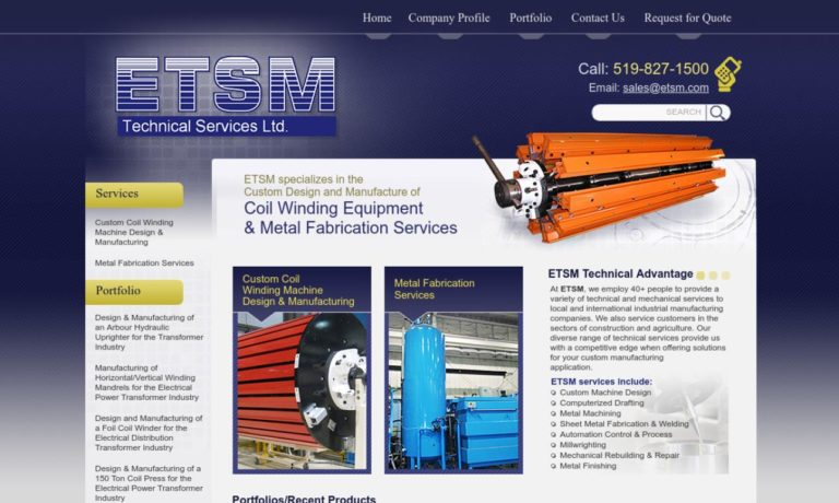 ETSM Technical Services, Ltd.