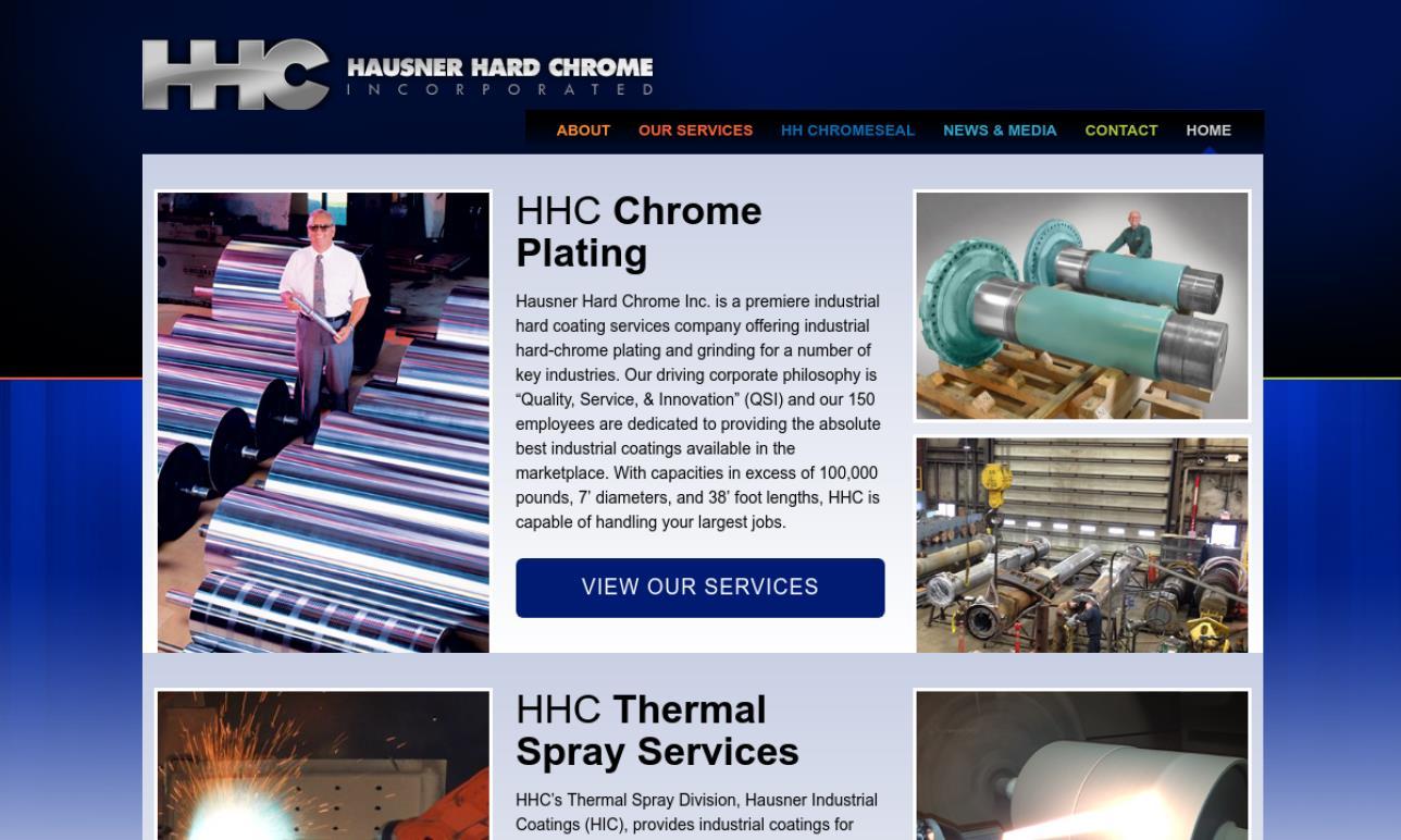 Hausner Hard-Chrome Inc.