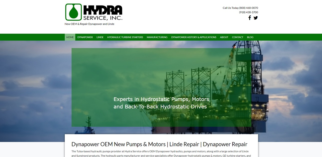 Hydra Service, Inc.