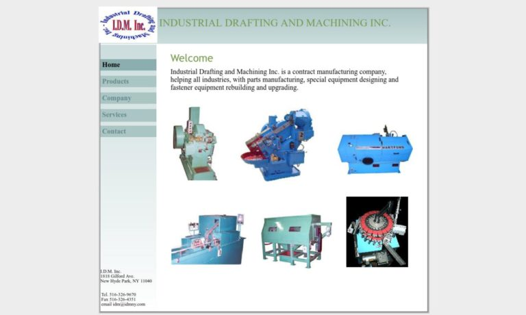 Industrial Drafting & Machining, Inc.