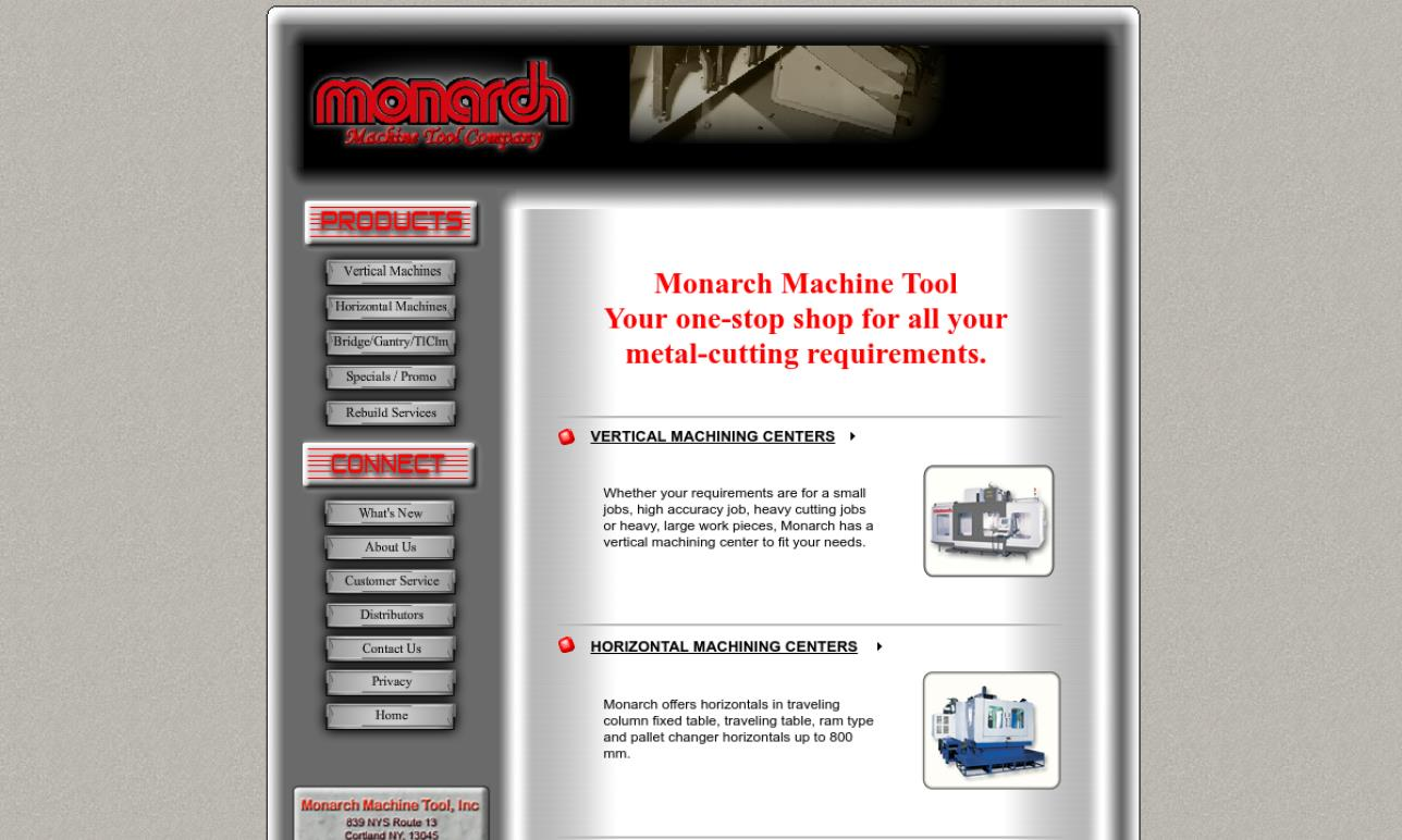 Monarch Machine Tool