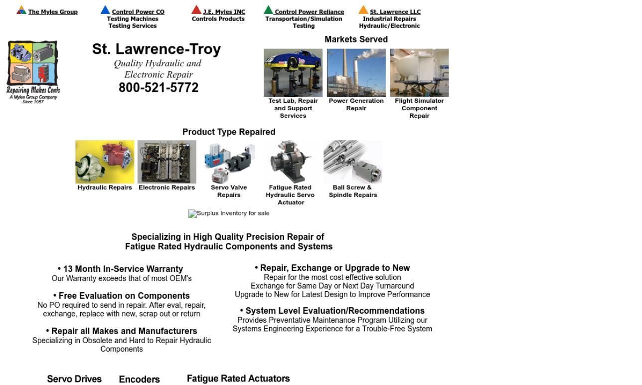 St. Lawrence-Troy, LLC