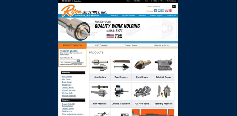 Riten Industries, Inc.