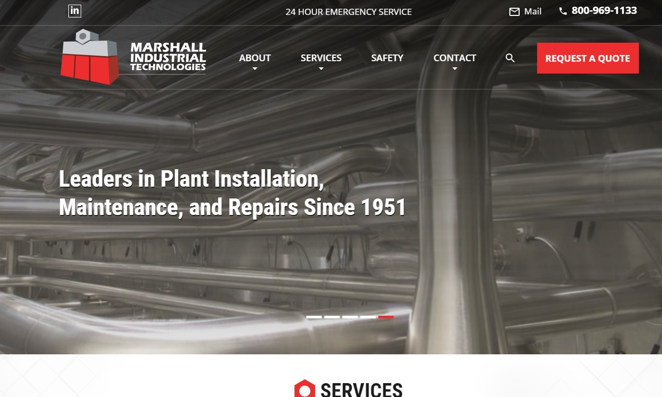 Marshall Industrial Technologies