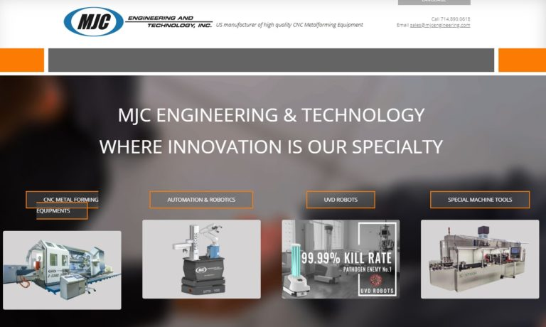MJC Engineering and Technology, Inc.
