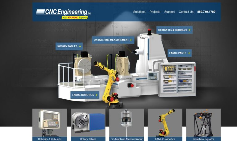 CNC Engineering, Inc.