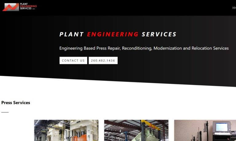 Plant Engineering Services, Inc.