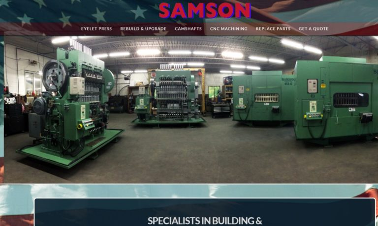 Samson Industrial Machinery
